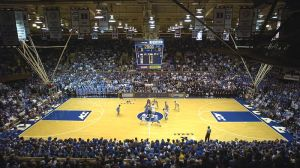 Il Cameron Indoor Stadium, la casa dei Blue Devils