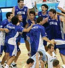 La nazionale argento ad Atene 2004. Forse la più emozionante di sempre.
