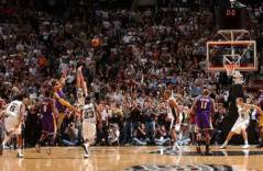 The Shot! Derek Fisher contro gli Spurs