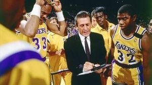I Lakers dello Showtime. Per entrambi assimilabili all'Olanda di Cruijff