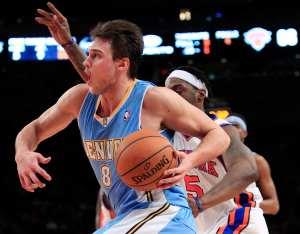 Gallinari è attualmente il migliore dei tre italiani in NBA