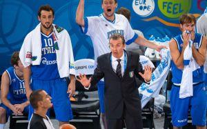 Italbasket pronta per l'inizio degli Europei 2015. #SiamoQuesti (Foto tratta da internet)